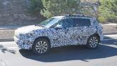 2022 Toyota Corolla Cross spy photo side front quarter