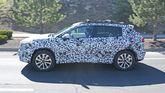 2022 Toyota Corolla Cross spy photo side