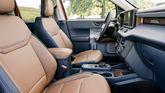2022 Ford Maverick front seats
