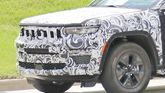 Jeep Grand Cherokee 4xe grille
