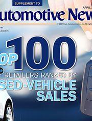 Top 100 Retailers Ranked by Used-Vehicle Sales