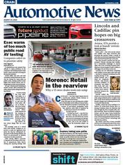 Automotive News - 8-19-19