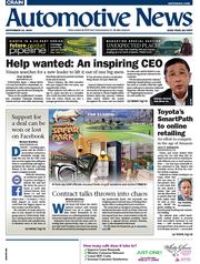 Automotive News 9-16-19