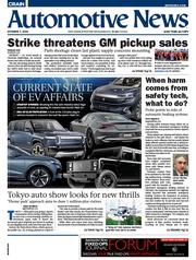 Automotive News 10-7-19