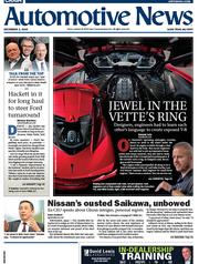 Automotive News 12-2-19