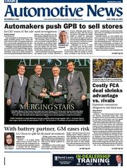 Automotive News 12-9-19