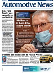 Automotive News 1-25-21