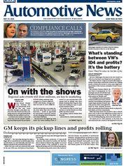 Automotive News 5-10-21