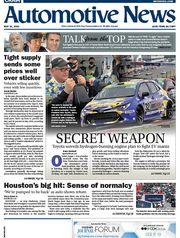 Automotive News 5-31-21