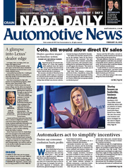 Automotive News NADA Show Daily 2-15-20