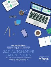2021 Automotive Talent Study