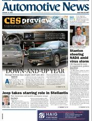 Automotive News 1-11-2021