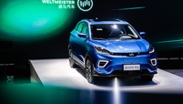 WM Motors electric crossover