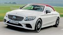 Mercedes-Benz C300 Cabriolet