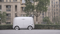 Alibaba has launched a fleet of self-developed autonomous driving electric vans in some Chinese cities.
