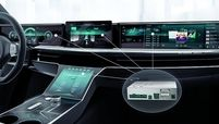 Bosch uses one cockpit computer to coordinate the vehicle's entire human-machine interface.