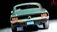 """Bullitt"" star Steve McQueen tried to buy the Highland Green Mustang back from the owner."