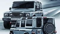 Ineos decided to debut the production-intent Grenadier SUV to create buzz among potential customers pining for the classic Land Rover Defender.
