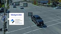 Velodyne's product combines lidar sensors in a fixed setting, such as a light pole, with AI.