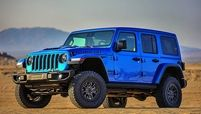 Wrangler Rubicon 392: First V-8 in 40 years