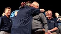 Sergio uaw hug