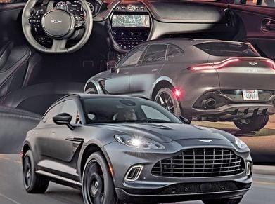 Aston Martin Automotive News