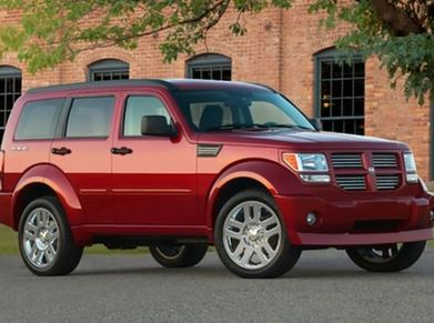 The Dodge Nitro SUV