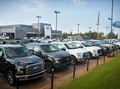 Five Star Ford Stone Mountain dealership near Atlanta