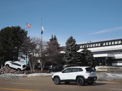 Stellantis Jeep Belvidere plant