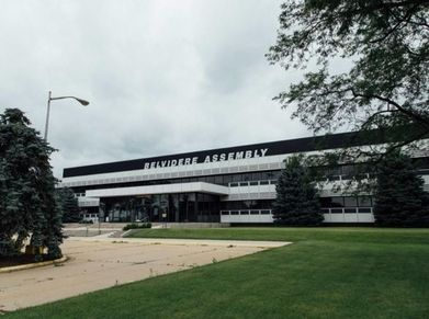 Belvidere Assembly plant in Illinois