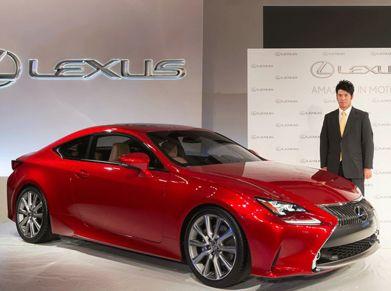 Lexus Matsuyama