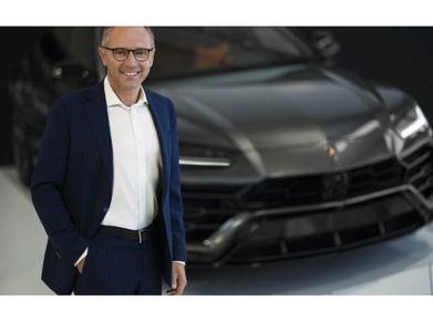 Lamborghini CEO Stefano Domenicali