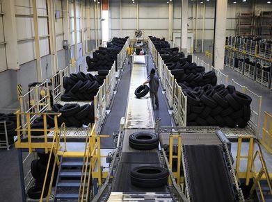 tire facility
