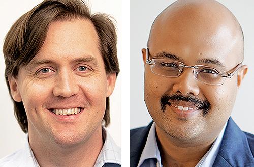 Rich Alton and Chandrasekar Iyer