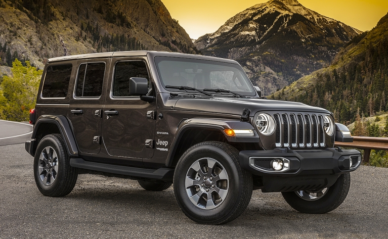 2021 Jeep Wrangler Plug-in Hybrid >> Jeep Wrangler Automotive News