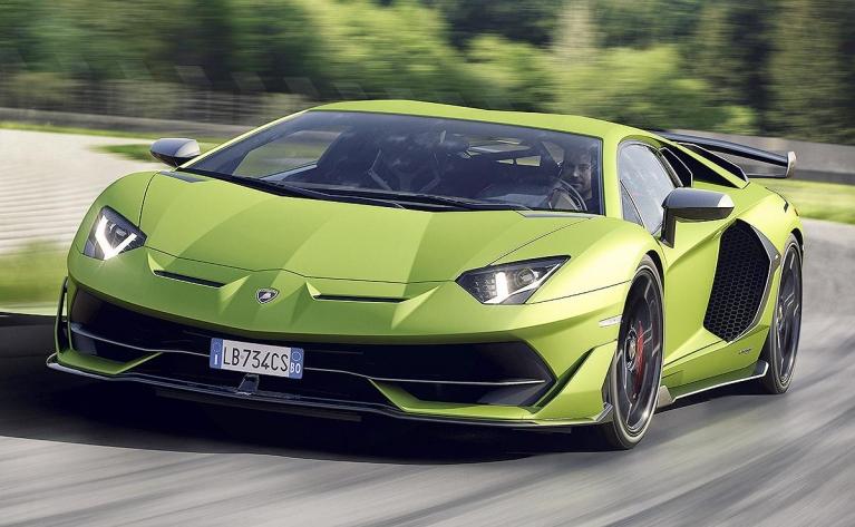 Lamborghini Aventador Automotive News