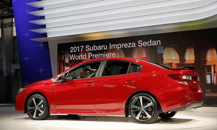 Subaru Impreza | Automotive News