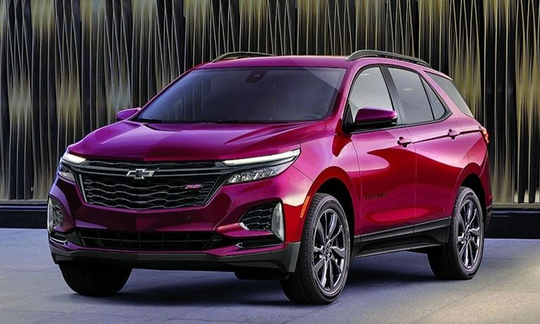 The updated Chevrolet Equinox planned for the 2021 model year will move to 2022.