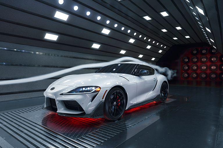The 2022 Toyota Supra A91-CF Edition