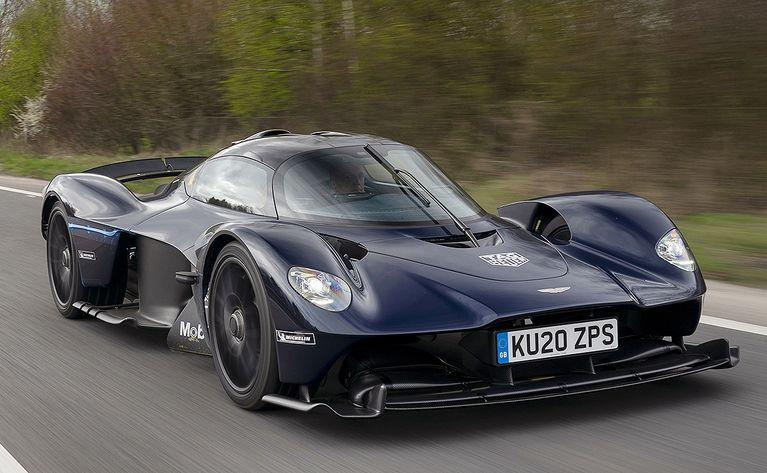 Aston Martin Valkyrie Automotive News