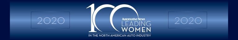 100 Leading Women In The North American Auto Industry