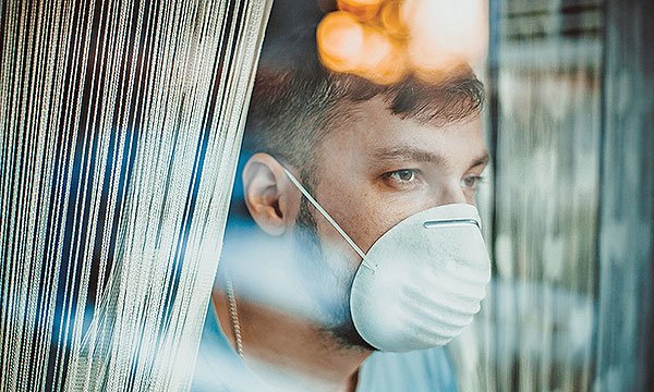 Why masked employees may put customers at ease
