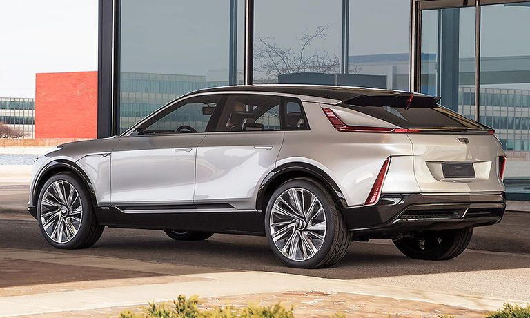 Cadillac builds steam ahead of EVs