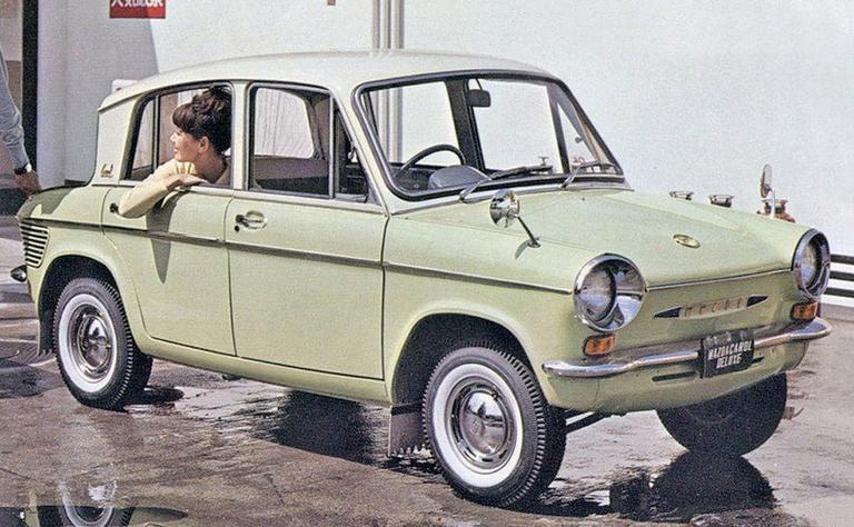 A century of Mazda milestones