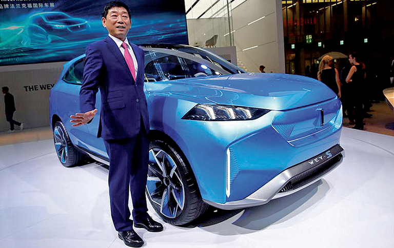 Chinese automakers eye Western Europe