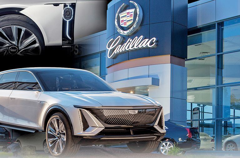 EV-wary dealers offered upward of $500,000 to drop Cadillac