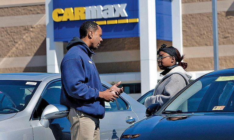 Used-car biz not getting easier, but it's better