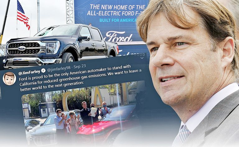Farley takes the reins as Ford aims to evolve with the industry