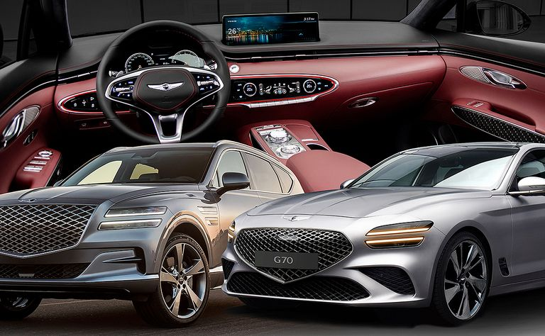 Genesis' delayed relaunch back on track with new crossovers, upcoming EV