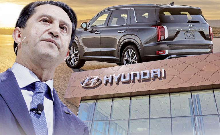 Muñoz tweaks Hyundai dealer pay plan amid mission to boost retail health